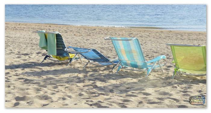 Especial familias sillas para la playa - Silla para la playa ...