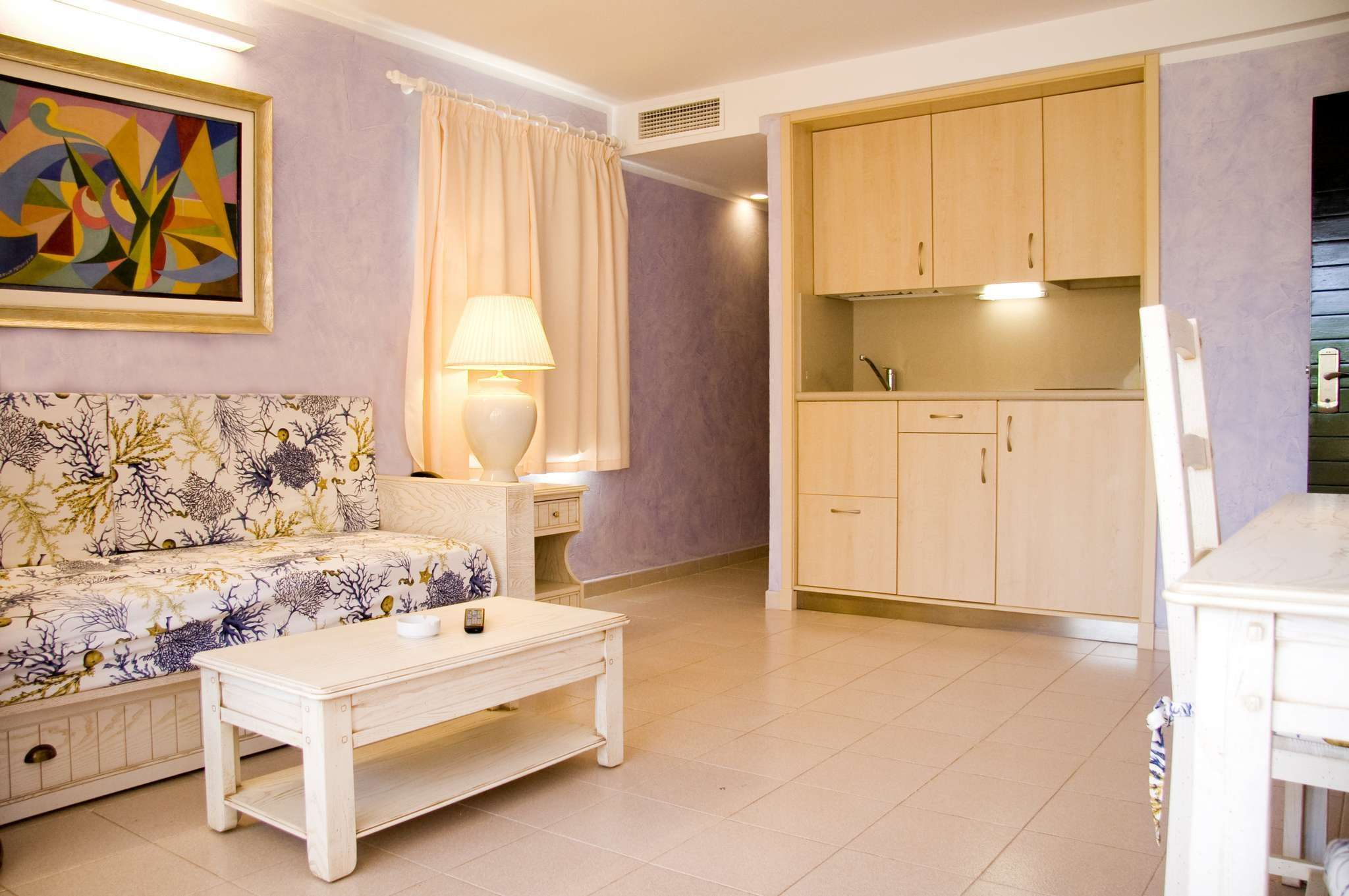 Appartamento con 2 camere da letto vista mare per andare a minorca con i bambini - Camere da letto mare ...