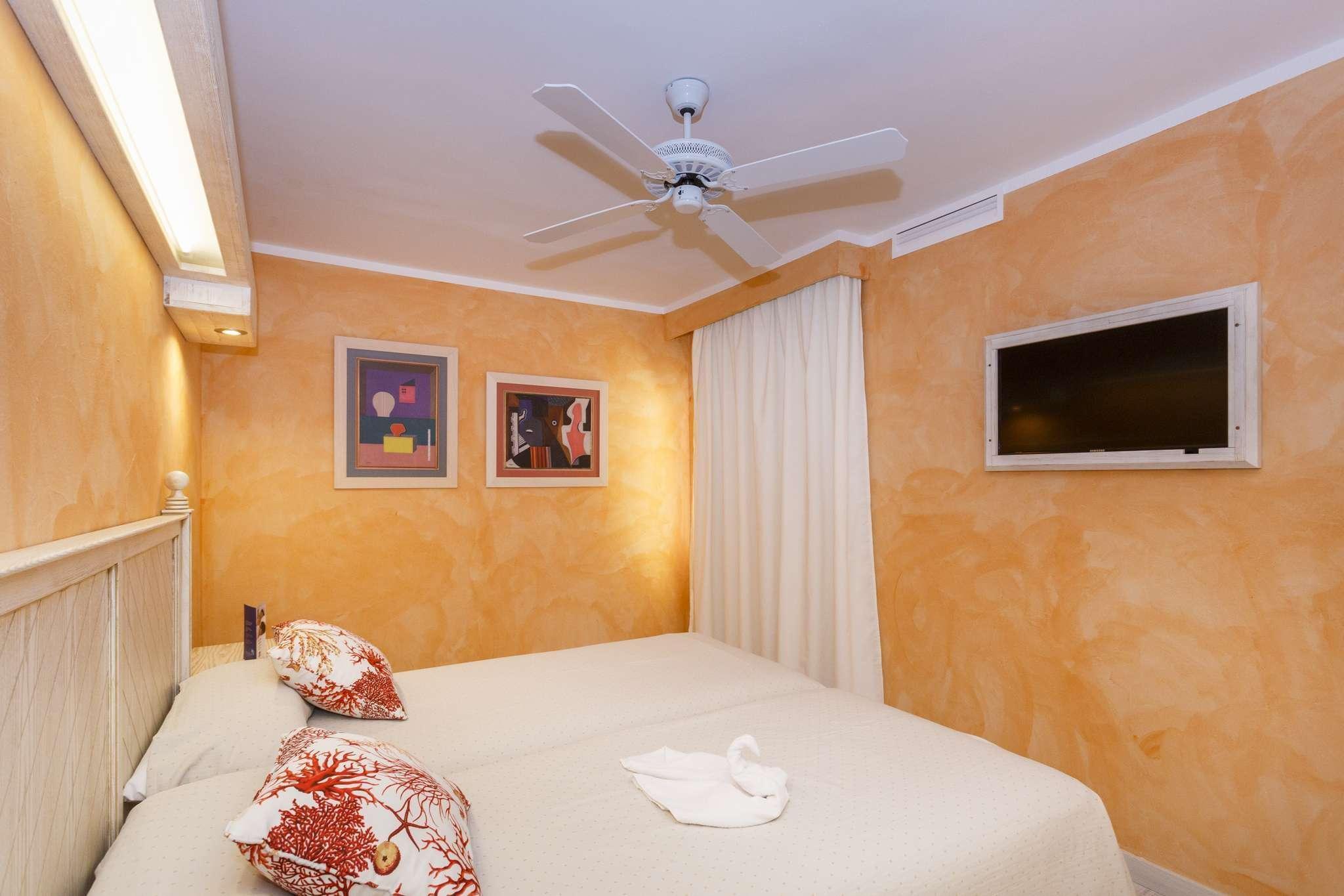 Appartamento vista mare 1 camera da letto per famiglie a for Piani appartamento 1 camera da letto