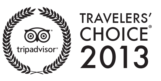 Premio Travellers' Choice 2013