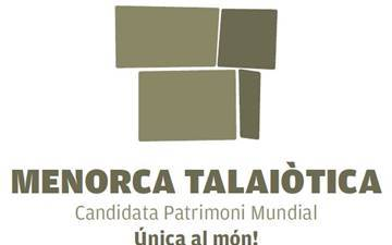 A stamp for the candidacy of Minorca Talayótica